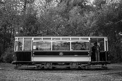 Diagram of an old tramcar (WT_fan06) Tags: hull 96 heaton park tramway museum heritage vintage old retro photography nikon d3400 dslr artsy artistic aesthetic beautiful composition 7dwf flickr public transport transportation history historic