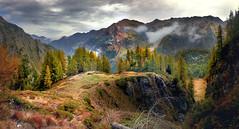 prologo (art & mountains) Tags: alpi alps valsesia hiking ospiziosottile trekking traversata bosco natura silenzio contemplazione cime vallata stagione tavolozza respiro vision dream spirit