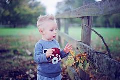 Ryan fence (Richard Baca) Tags: exakta rtl 1000 oreston 1850 kodak portra 400 kids bokeh portrait child people