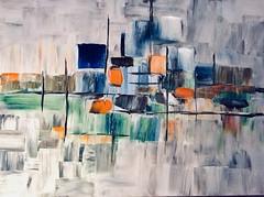 Wege (Xtraphoto) Tags: kunst abstract abstrakt canvas painting acryl acrylic