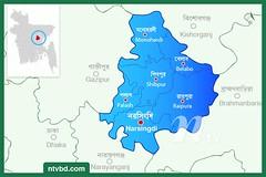 ব্রহ্মপুত্রে নৌকাডুবে ভাই-বোনসহ তিনজন নিহত (aklemaakter6) Tags: atm news media all one