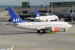SAS Scandinavian Airlines Boeing 737-783 LN-RRN (EK056) Tags: sas scandinavian airlines boeing 737783 lnrrn zürich airport