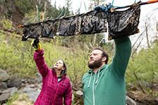 News2 (NAUNews) Tags: alan arizona biggs cefns creek gruetzmocher jane josh marks nau oak outdoor program research researching sedona