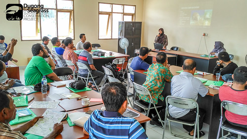 Presentation on Seagrass Monitoring