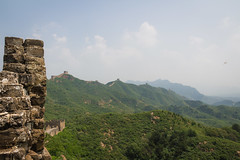 The Great Wall and around (Ania Mendrek) Tags: china beijing city adventure architecture history holidays culture asia oriental forbidden forbiddencity greatwall nature people orient modern
