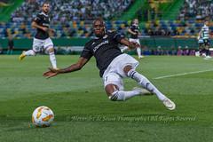 #77 Donald Guerrier (Alexandre de Sousa Photography) Tags: 2018 lisboa portugal pt sport sports stadium football soc soccer lisbon qarabag sporting player match game donald guerrier
