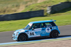 Celtic Speed Mini Cooper Cup Championship 2016 (<p&p>photo) Tags: pan panned panning blue taelorshand shand number96 96 smrc worldcars scotland championship knockhill racing circuit knockhillcircuit knockhillracingcircuit october2016 october 2016 car auto track tracksport motor motorracing race competition motorsport motorsports carracing mini bmwmini bmw minicooper cooper