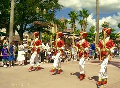 Aladdin's Royal Caravan (moacirdsp) Tags: aladdins royal caravan disneys mgm studios parade walt disney world florida usa 1994