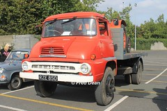 Ford Thames Trader (RZE850). (Fred Dean Jnr) Tags: dublinportrally2015 dublinreg ford thames trader ze rze850 dublinport september2015 truck lorry