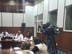 Conferência de Imprensa - Comunicação Preliminar de Constatações (7) (Comunidade dos Paises de Lingua Portuguesa) Tags: cplp moçambique observação eleições autárquicas