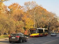 Solaris Urbino 18III, #8547, MZA Warszawa (transport131) Tags: bus autobus ztm warszawa wtp mza warsaw solaris urbino