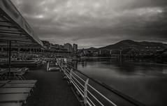 Douro River , Portugal. (ost_jean) Tags: longexposure nikon d5300 tamron sp af 1750mm f28 xr di ii vc ld ostjean bw