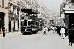 1925 Witty St tram (Eternal1966) Tags: old hong kong