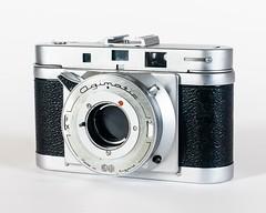Agilux Agimatic (Pete K) Tags: 35mm agilux agimatic vintagecameras film