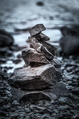 Stones (gabormatesz) Tags: lowwray england unitedkingdom gb canon 1018mm nature stone stones naturephotography naturescape beach