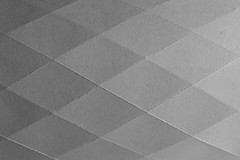creased paper (Elisabeth patchwork) Tags: papierfalten creased paper macromondays crinkledwrinkledfoldedorcreased blackandwhite gray schwarzweiss sigma sigmasdquattro sigma105mm lines geometry 20181022 origami