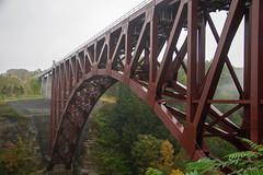 _Q0A2173 (sbirmingham) Tags: architecture bridge fall landscape stockcategories waterfall castile newyork unitedstates us