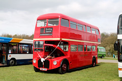 London Transport, RML2751 - SMK751F (Preserved) (James Excell's Bus and Coach Photos) Tags: aecroutemaster parkroyal southeastbusfestival2018 preserved exlondonunitedrml2751