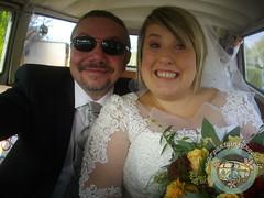 Smile! (partyinfurgone) Tags: addiocelibato addionubilato affitto epoca furgone hippie limousine matrimonio milano noleggio nozze photobooth pulmino sposi storico t2 vintage volkswagen vw wedding