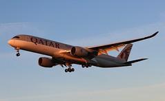 A7-ALJ Airbus A350-941 Qatar Airways (R.K.C. Photography) Tags: a7alj airbus a350 a350941 qatarairways qr qtr aircraft aviation airliners london england uk unitedkingdom myrtleavenue hattoncross londonheathrowairport egll lhr canoneos100d