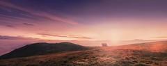 Sunrise from Monte Altissimo di Nago (Alessio Bertolone) Tags: sunrise alba landscape paesaggio montealtissimo alessiobertolone nikond7000 trentino tn lagodigarda