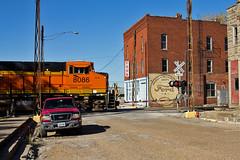 Dallas City (Trainboy03) Tags: burlington northern santa fe bnsf 8086 dallas city illinois il