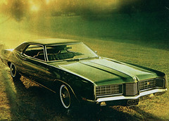 1970 Ford LTD 2-Door Hardtop (coconv) Tags: car cars vintage auto automobile vehicles vehicle autos photo photos photograph photographs automobiles antique picture pictures image images collectible old collectors classic ads ad advertisement postcard post card postcards advertising cards magazine flyer prestige brochure dealer 1970 ford ltd 2door hardtop coupe brougham green