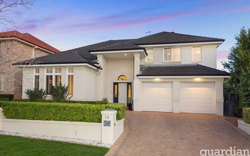 19 Galvin Av, Kellyville NSW 2155