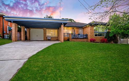18 Warrina Av, Baulkham Hills NSW 2153
