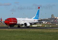 LN-BKC - Norwegian Airlines 'UNICEF' B737-800 (✈ Adam_Ryan ✈) Tags: dub eidw dublinairport 2018 dublinairport2018 airbus boeing avgeek norwegian unicef uniceflivery