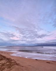 Ka'anapali AM Long Exposure f:11 16mm (doug.h.butler) Tags: sunrise surf pong exposure kaanapali beach seascape tide waves ocean hawaii maui