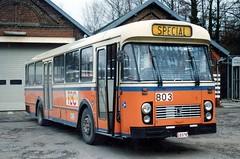 803 SPECIAL (brossel 8260) Tags: belgique bus liege tec sncv jonckheere volvo