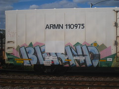 BERND (Billy Danze.) Tags: freight graffiti
