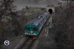ALn 663-1014 +1002 (Treni In Foto) Tags: aln 663 treno regionale livrea xmpr linea ferroviaria aosta prè saint didier villeneuve arvier