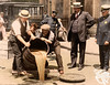 1919 Drooglegging in de US van kracht (r.vanoirschot) Tags: 1920s 1930s prohibition usa washingtondc alcohol amendment bootlegging colourisation era government illegal law liquor speakeasies tax