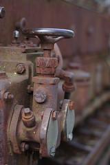 Valve (1) (tmdittrich) Tags: pentax pentaxkp nrw ruhrgebiet duisburg steel stahl ventil inustrie 5018