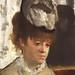 DEGAS Edgar,1875-76 - Dans un Café, L'Absinthe (Orsay) - Detail 05