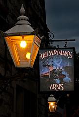 The Railwayman's Arms (gareth46233) Tags: railwaymans arms pub bridgnorth svr severn valley railway