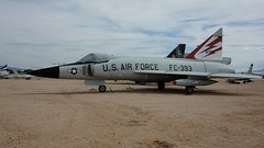 ConvaiConvair F-102A-75-CO Delta Dagger 56-1393 in Tucson (J.Comstedt) Tags: aircraft flight aviation aeroplane museum airplane us usa planes pima space tucson az convair f102 delta dagger usaf 561393 air johnny comstedt