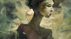 strange beauty oil troycrisswell (troycrisswell) Tags: art painting figure girl oil troycrisswell