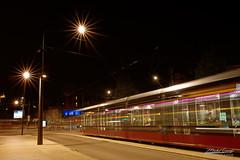 1B3A8687-Modifier (mg photographe) Tags: étoiles stars tramway dijon corroyeurs bourgogne burgundy nuit night timelapse