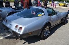 CHEVROLET Corvette C3 Stingray L48 Coupé - 1978 (SASSAchris) Tags: chevrolet corvette c3 stingray l48 coupé 2 tours dhorloge castellet circuit ricard voiture américaine