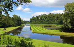 Studley Royal Water Gardens (Dave Snowdon (Wipeout Dave)) Tags: davidsnowdonphotography canoneos80d studleyroyalpark studleyroyalwatergardens fountainsestate studleyroyal nationaltrust northyorkshire landscape johnaislabie