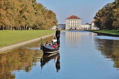 it is not Venice (Hugo von Schreck) Tags: nymphenburg münchen bayern hugovonschreck germany europe bavaria canoneos5dsr tamron28300mmf3563divcpzda010 boot gondel gondolar park