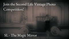 Join the Second Life Vintage Photo Competition! (Michiel Bechir) Tags: competition second life art winners join gallery sl vintage photo painting