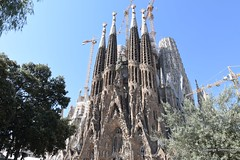 DSC_1480 (georgedimitriadis303) Tags: barcelona catalonia spain travel architect antonigaudí lasagradafamilia churches