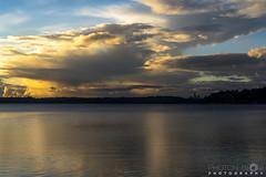 Sunset Clouds (BobbyFerkovich) Tags: bristolsunsetrentonwashingtonlakewashington water seattle sonya7riii