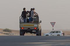 Fun with Jeep - Dubai, UAE (Piotr Kowalski) Tags: dubai dubaj travel turystyka zjednoczoneemiratyarabskie zea uae emirates city attractions wakacja vacation fun kids people arabs desert jeep 4x4 offroad