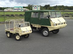 Steyr-Puch Haflinger. (Andrew 2.8i) Tags: military 4x4 4wd truck offroad haflinger steyrpuch austrian