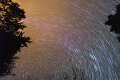star trail gooseberry (toneloafsdad) Tags: startrail astro astrophotography stars minnesota onlyinmn thisismymn captivatemn captureminnesota night gooseberry